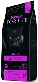 Fitmin Cat For Life Kitten 1.8kg