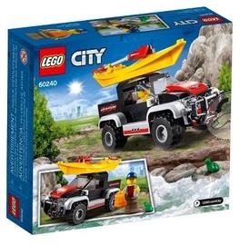 KONSTRUKTOR LEGO CITY GREAT VEH 60240