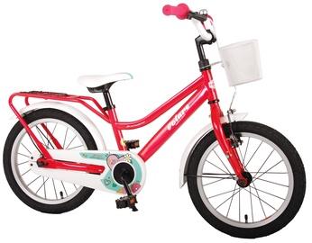 """Laste jalgratas Volare Brilliant 91662, punane, 16"""""""