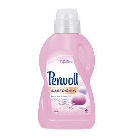 Жидкое моющее средство Perwoll Wool and Delicates, 900 мл