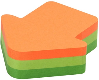 3M Post It Super Sticky Notes Shaped 2007B