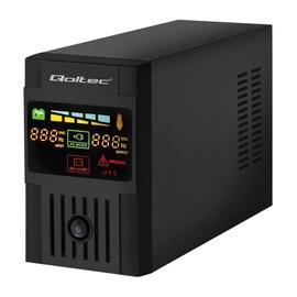 Qoltec UPS Monolith / 2000VA / 1200W / LCD / USB