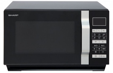 Sharp Microwave R-760BK Black