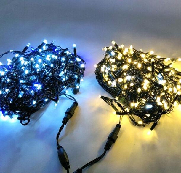 Jõulutuled Niveda Outdoor LED 720 White/White Flash, 36 m
