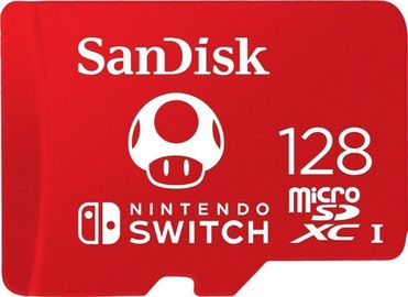 SanDisk Nintendo Switch microSDXC 128 GB