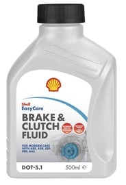 Shell Brake and Clutch Fuel  DOT 5.1 500ml