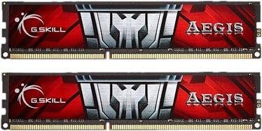 Operatiivmälu (RAM) G.SKILL Aegis F3-1600C11D-8GIS DDR3 8 GB