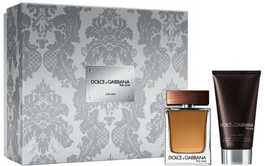 Dolce & Gabbana The One 50ml EDT + 75ml After Shave Balm
