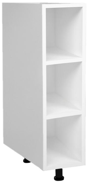 Нижний кухонный шкаф Halmar Vento D 15/82 White, 150x520x820 мм