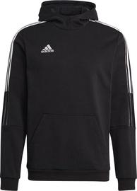 Adidas Tiro 21 Sweat Hoodie GM7341 Black M