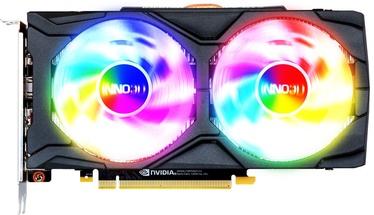 Inno3D GeForce GTX 1660 Ti Twin X2 OC RGB 6GB GDDR6 PCIE N166T2-06D6X-1710VA15LB