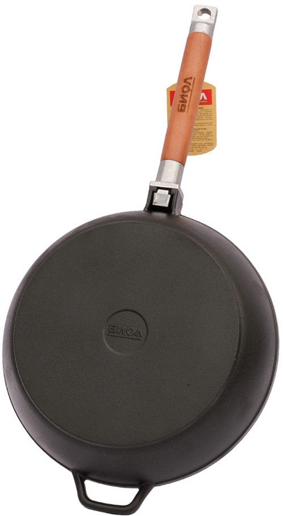 Biol Casting Iron Frying Pan SC006 28cm