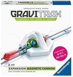 Ravensburger GraviTrax Magnetic Cannon Expansion Set