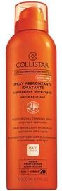 Collistar Moisturizing Tanning Spray SPF20 200ml