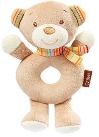 BabyFehn Soft Ring Rattle Teddy 160949