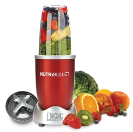 Delimano NutriBullet Red, 600W