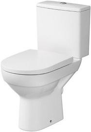 WC-pott Cersanit City New Clean On, kaanega, 365x670 mm