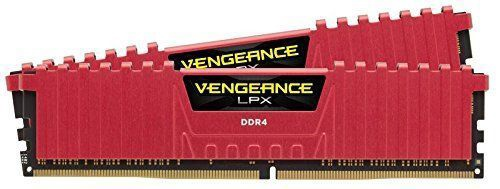 Corsair Vengeance LPX 16GB 3200MHz DDR4 CL16 KIT OF 2 CMK16GX4M2B3200C16R