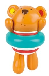 Hape Swimmer Teddy Wind Up Toy E0204