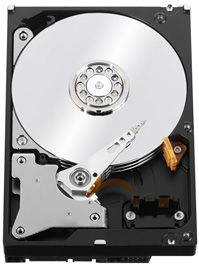 Western Digital Red 3TB IntelliPower SATA3 64MB WD30EFRX
