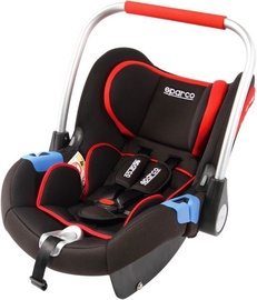 Sparco Car Seat F300i Red