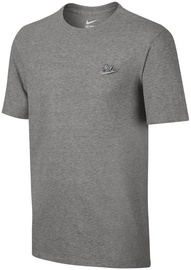 Nike Men's T-Shirt 827021 063 Grey L