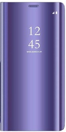 Mocco Clear View Case For Samsung Galaxy A41 Purple