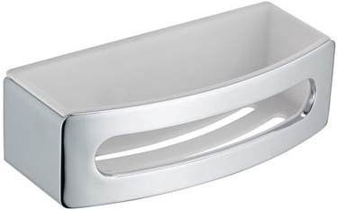 Keuco Elegance Shelf Chrome/White