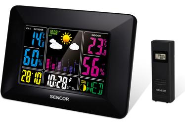 Ilmajaama juhtmeta sensor Sencor SWS 4660