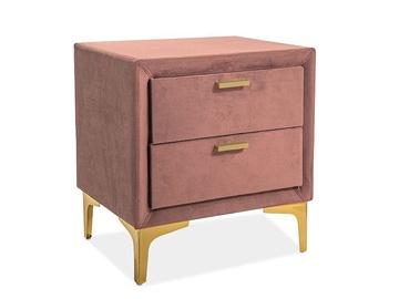 Ночной столик Signal Meble Monako Pink
