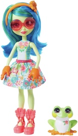 Nukk Mattel Enchantimals Frog GFN43