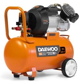 Daewoo DAC 60VD Air Compressor Orange