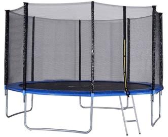 Tesoro Trampoline 374cm Net/Ladder