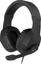 Mänguri kõrvaklapid Genesis Argon 200 Black
