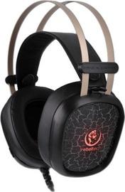 Rebeltec Tornado Gaming Headphones Black
