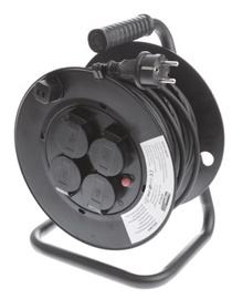 Okko Power Cord 4-Outlet 230V 10A 25m