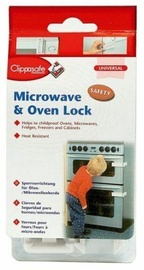 Clippasafe Microwave & Oven Lock CL740