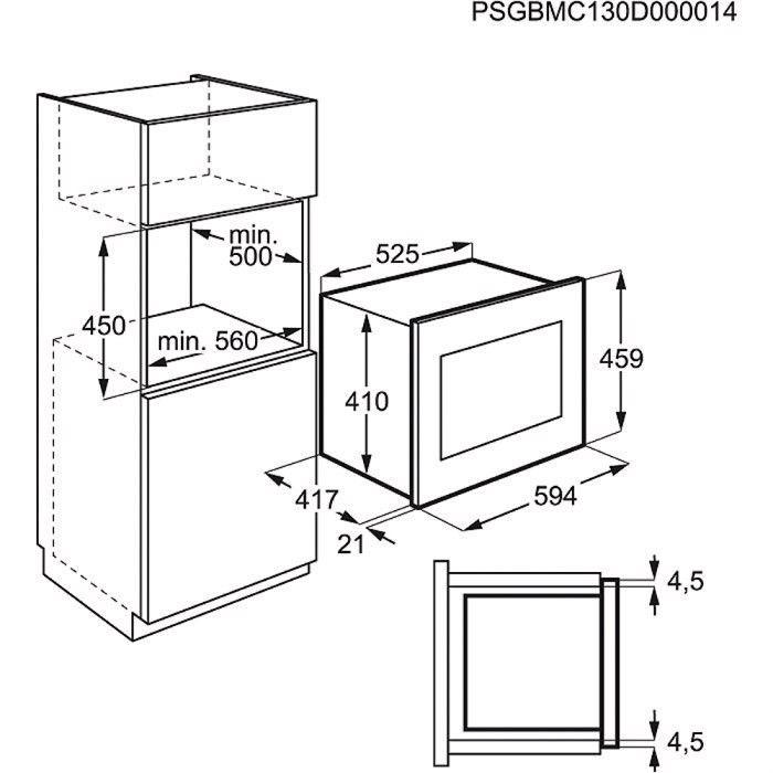 Electrolux EMS26004OW