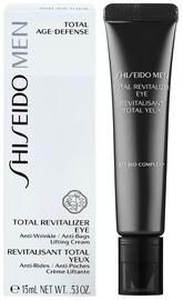 Shiseido Men Total Revitalizer Eye Cream 15ml