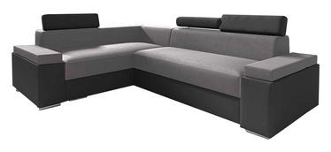 Nurgadiivan Idzczak Meble Chester Mini Grey/Dark Grey, 252 x 185 x 95 cm