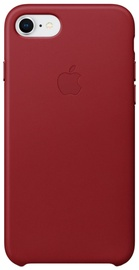 Apple Leather Case For Apple iPhone 7/8 Red