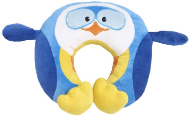 Travel Blue Puffy The Penguin Travel Neck Pillow
