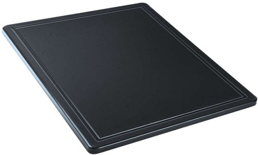 Stalgast Cutting Board Gn 1/2 32.5x26.5cm Black