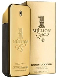 Parfüümid Paco Rabanne 1 Million 100ml EDT