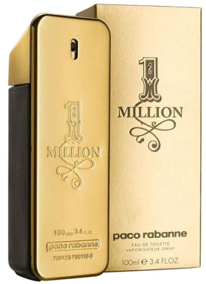 Paco Rabanne 1 Million 100ml EDT