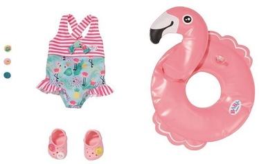 Zapf Creation Baby Born Holiday Swim Fun Set 43cm 831731