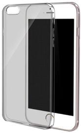 Mocco Ultra Back Case For Apple iPhone 5/5s/SE Transparent/Black