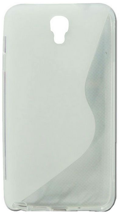 Telone Back Case S-Case for Samsung N750 Galaxy Note 3 Neo Transparent