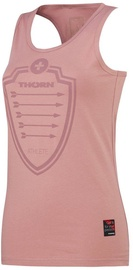 Thorn Fit Arrow Tank Top Powder Pink XS