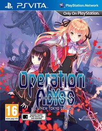Operation Abyss: New Tokyo Legacy PSV